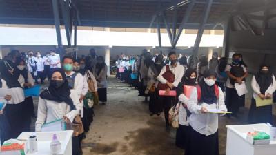 Seleksi P3K di TUK SMKN 2 Malang Berjalan Lancar,         KS Sampaikan Apresiasi Positif Kinerja Panitia Internal
