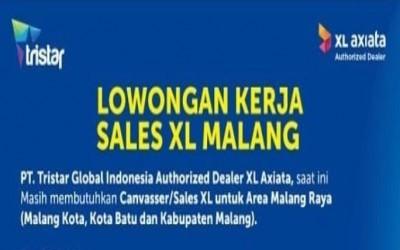 LOWONGAN PEKERJAAN PT. TRISTAR GLOBAL INDONESIA - XL AXIATA
