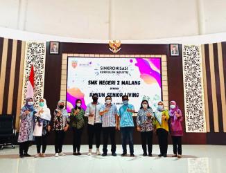 SMKN 2 Malang Lakukan Sinkronisasi Kurikulum Industri dengan Rukun Senior Living